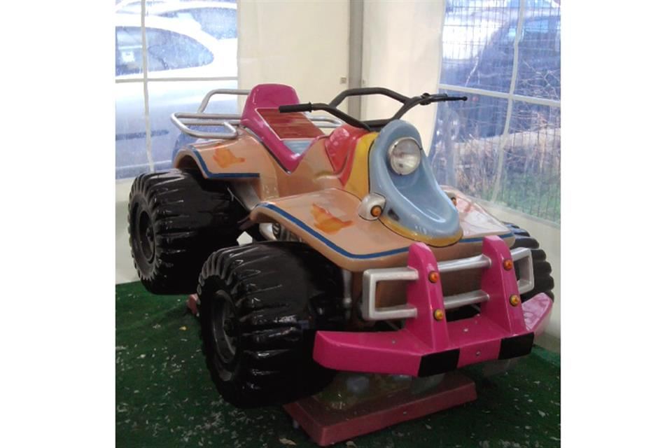 Kiddy Ride ATV by airgame