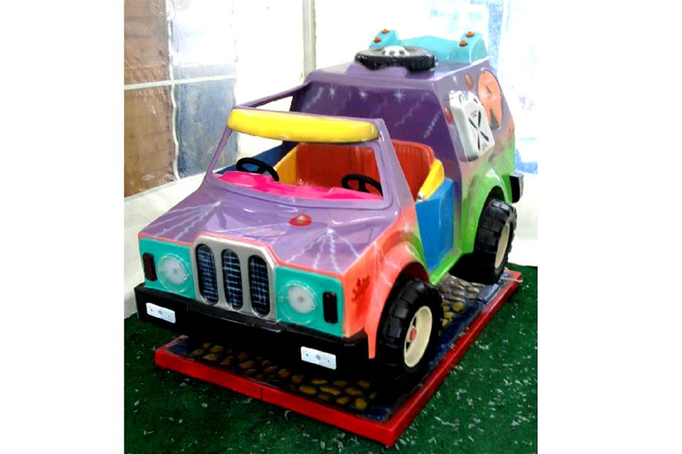 Kiddy Ride Jeap by airgame