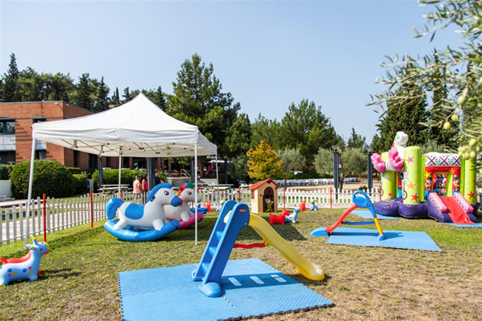 Baby Park Τεράστιο by airgame
