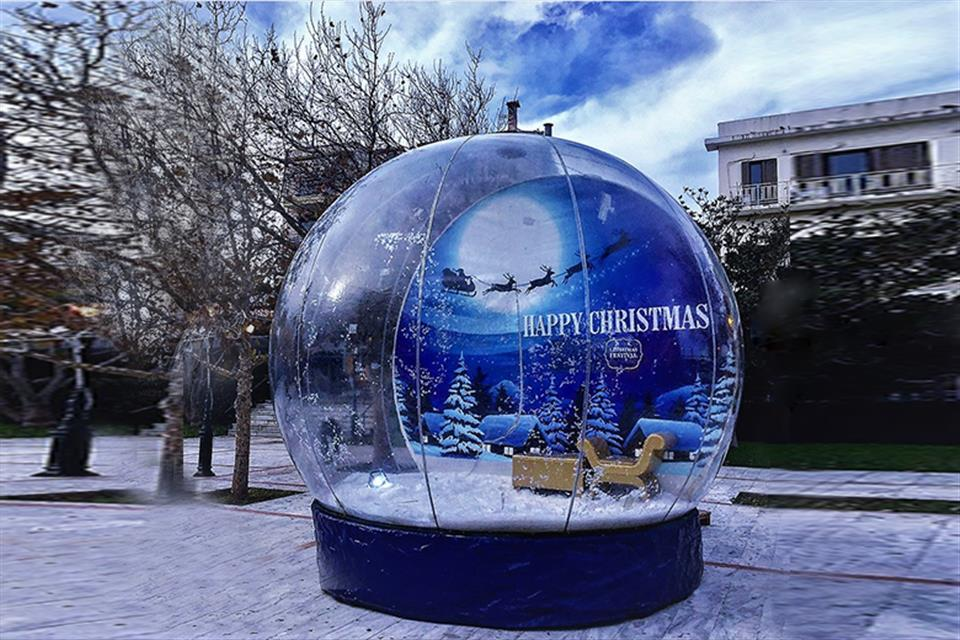 Snow Globe by airgame