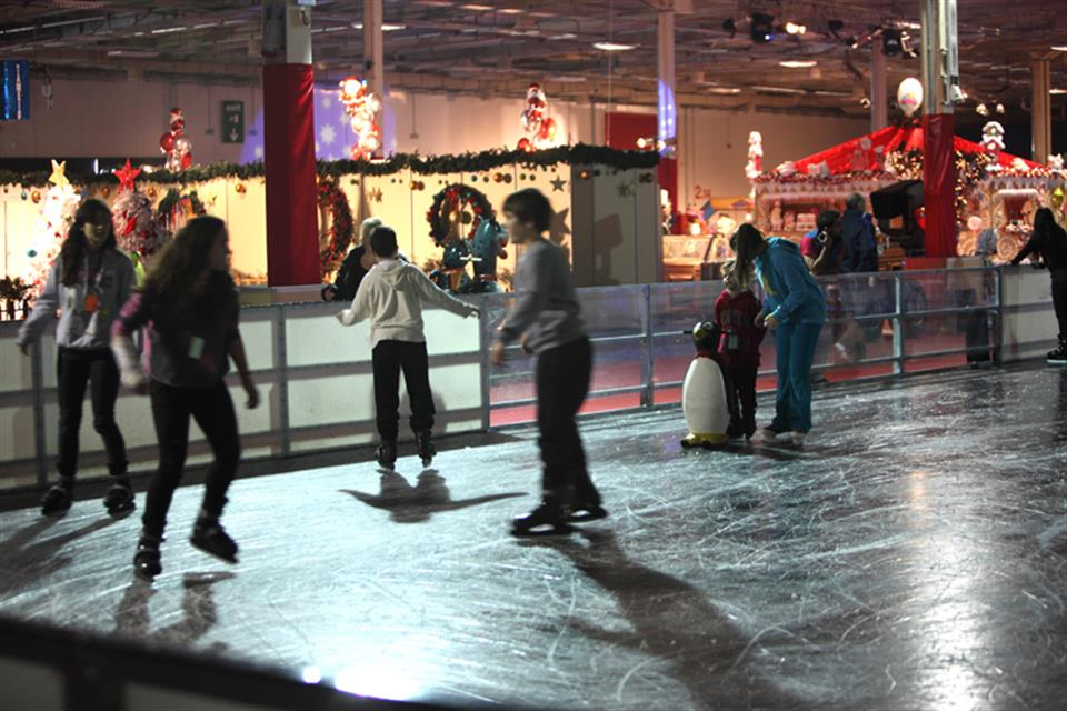 Ice Rink by airgame