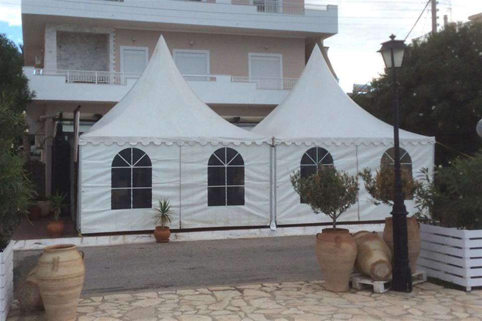 Pagoda Tent 5m by airgame