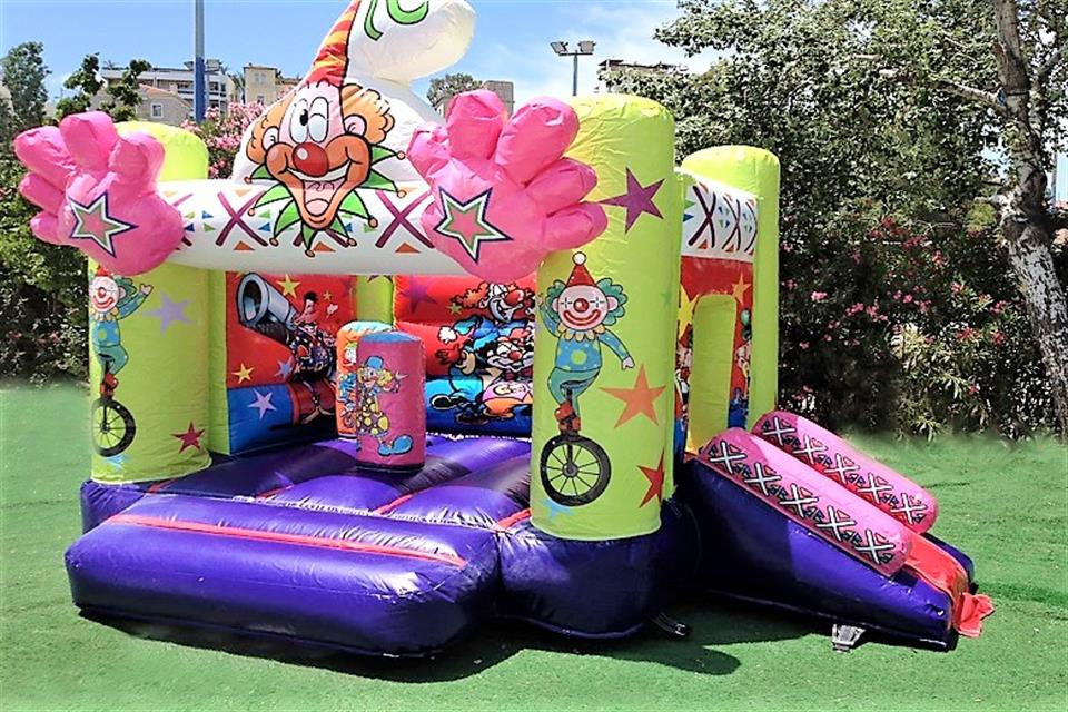 Inflatable Circus by airgame
