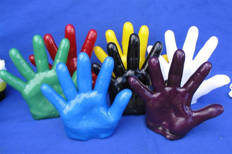 Wax Hands by airgame