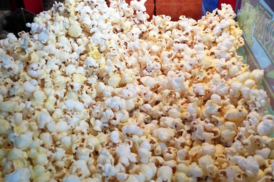 Pop corn by airgame