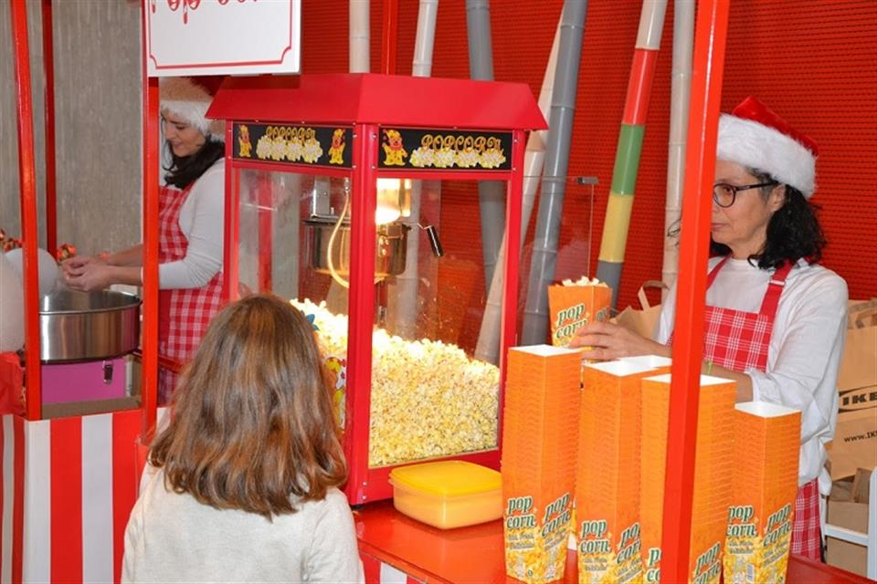 Pop corn stand by airgame