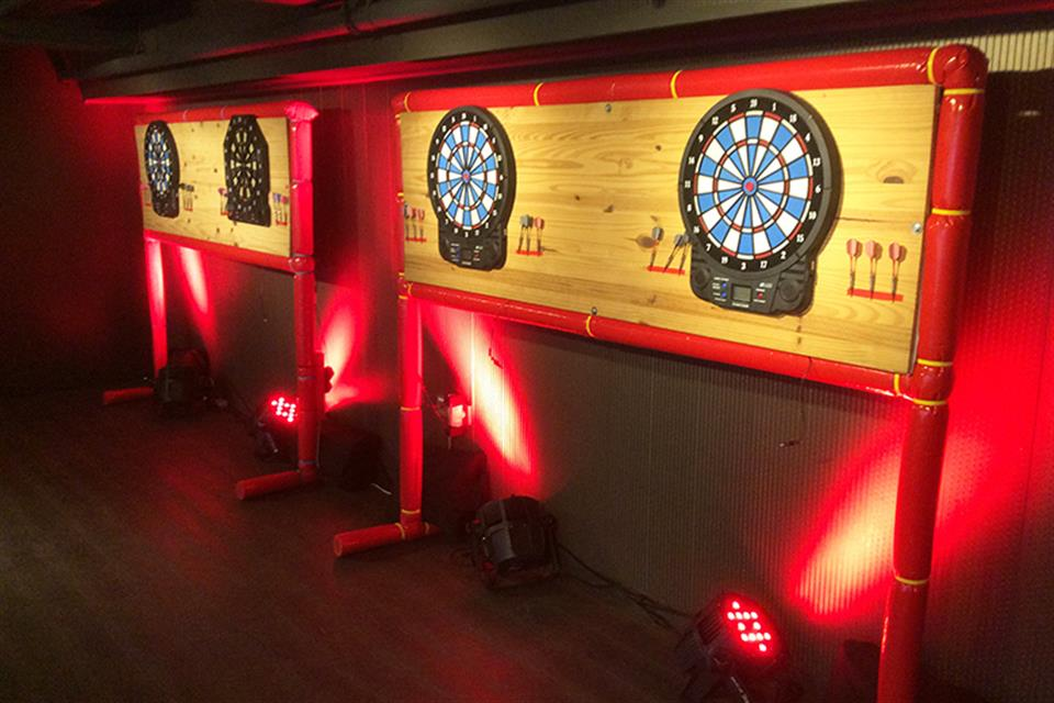 Conference Activities darts by airgame