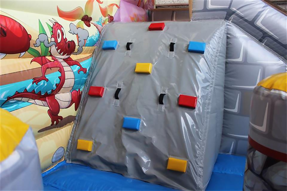 Dragon Castle - Inflatable Combo by Air Game