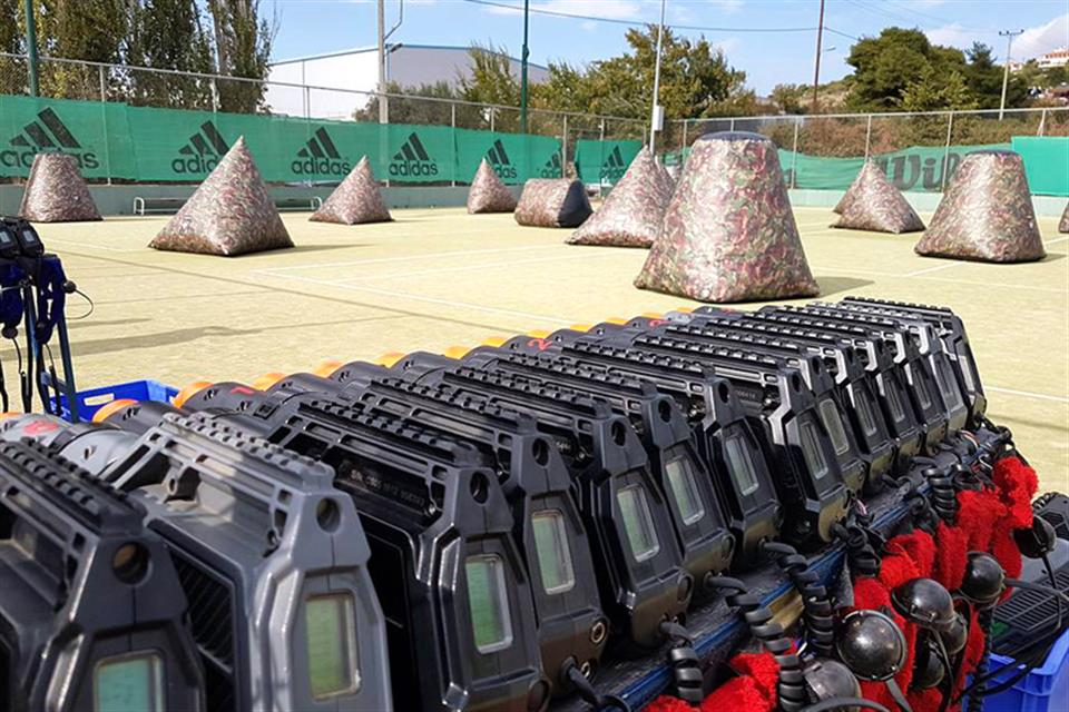 Laser Tag by airgame