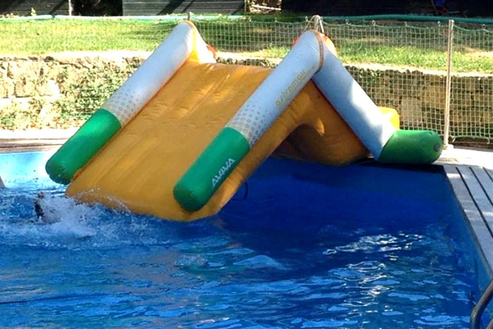 Small Waterslide (W.11)