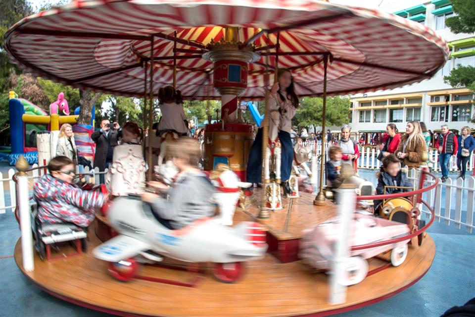Carousel 20 θέσεων by airgame
