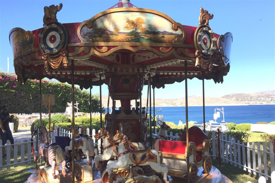 Carousel 14 p. by airgame